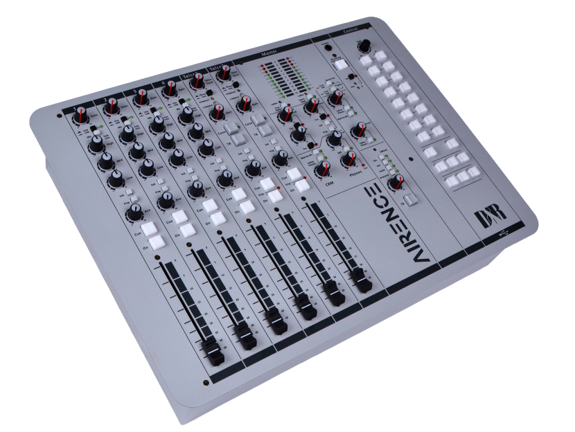 AIRENCE-USB BROADCAST MIXER