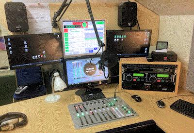 D Amp R Broadcast Mixing Consoles